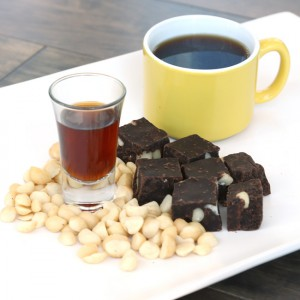 Kahlua Coffee Fudge